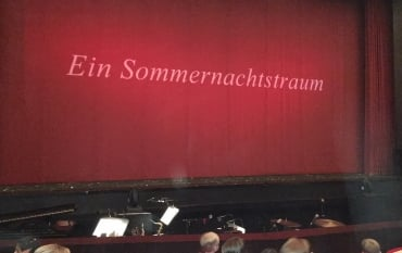 Theaterbesuch