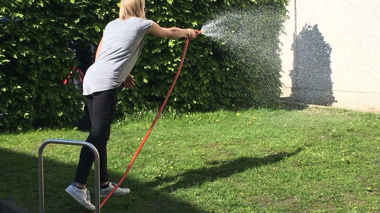 Schulhof- und Gartentag Mai 2018