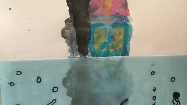 Kunstprojekttag 3a&3b Surrealismus Frida Kahlo