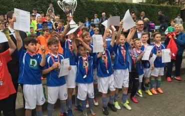 Die Gewinner des Sparkassen Cup 2018