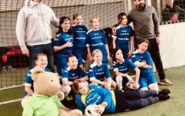 Girls Cup Sieger 2020